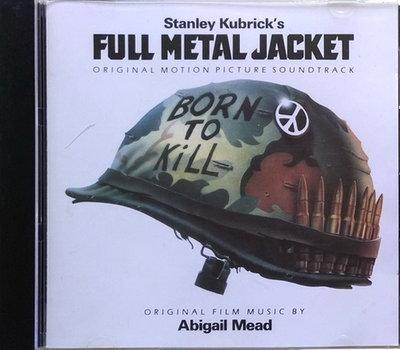 《絕版專賣》金甲部隊 / Full Metal Jacket 電影原聲帶 Abigail Mead (德版)