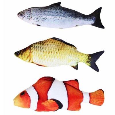 模擬電動魚【NT075】抖音魚 抖音會動的魚 模擬電動魚 會跳舞的魚 寵物玩具貓咪玩具 寶寶玩具