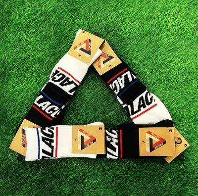 ☆AirRoom☆【現貨】2017AW Palace BASICALLY A SOCK LOGO 襪子 長襪 3色