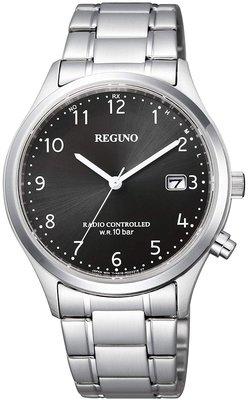 日本正版 CITIZEN 星辰 REGUNO KL8-911-51 電波錶 男錶 手錶 太陽能充電 日本代購