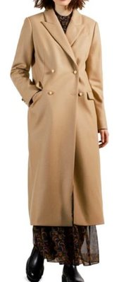 Ted Baker Double Breasted Duster Coat