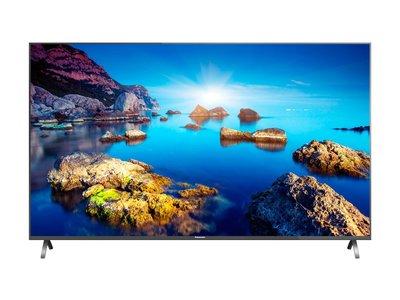 ☎【來電享便宜】Panasonic【TH-65GX800W】國際牌65吋4KUHD 液晶電視/進階六原色 另售55寸電視
