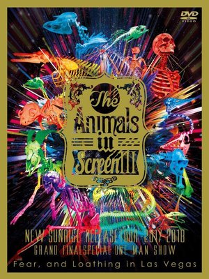 特價預購 Fear,and Loathing in Las Vegas Animals III (日版DVD) 最新