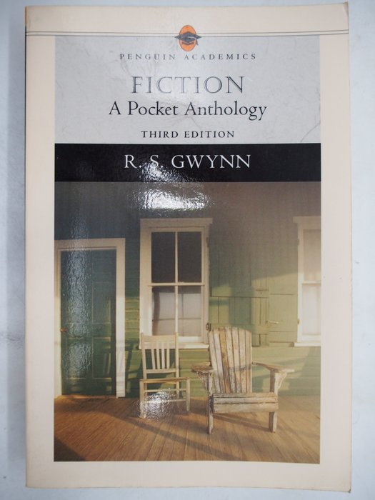 【月界二手書店】Fiction:A Pocket Anthology(3/e)_R. S. Gwynn〖外文小說〗AED