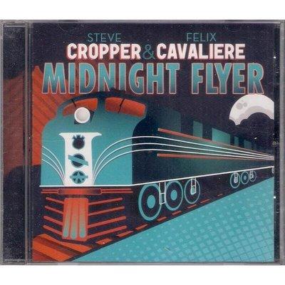 【全新未拆】Steve Cropper & Felix Cavaliere:Midnight Flyer 午夜特快車