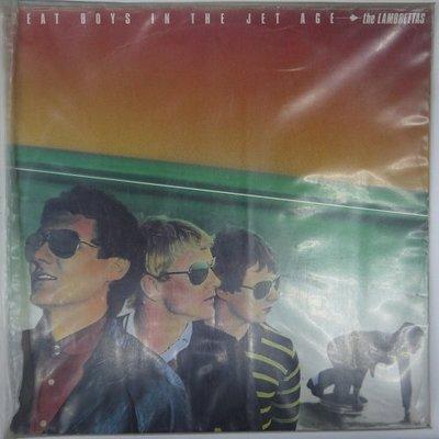 合友唱片 BEAT BOYS IN THE JET AGE  (1980) 黑膠唱片 LP 面交自取