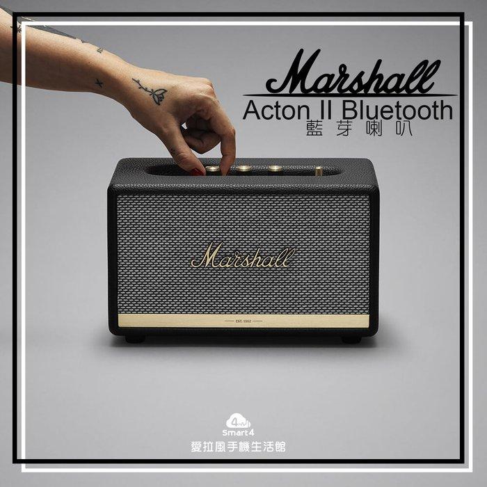 【愛拉風】現貨 ActonII 重低音藍牙無線音響 MARSHALL 馬歇爾 二代最新款 可無卡分期 復古英國藍牙喇叭