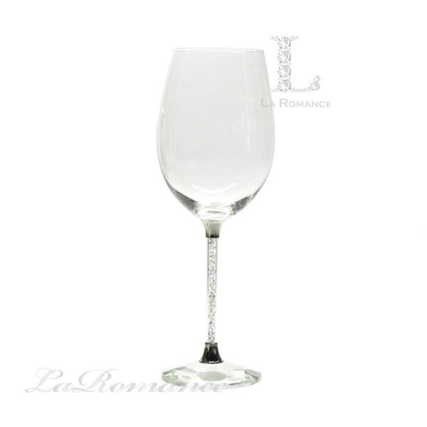 【芮洛蔓 La Romance】璀璨水晶 - 紅酒碎鑽杯 / 高腳杯 / 酒杯