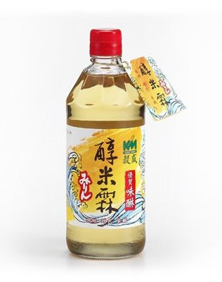 阿邦小舖 穀盛 醇米霖(優質味醂)500ml