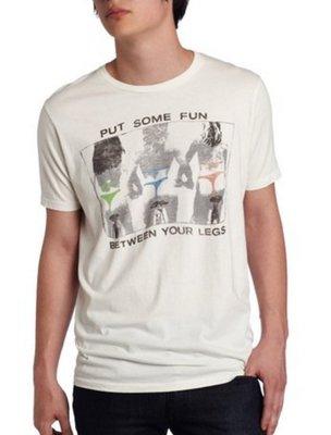 【特價】Junk food 全新 短袖T恤  L  胸寬56公分 美國製造 美國購入