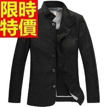中山裝 唐裝 男外套-薄款亞麻中國風男西裝外套65e49[獨家進口][米蘭精品]