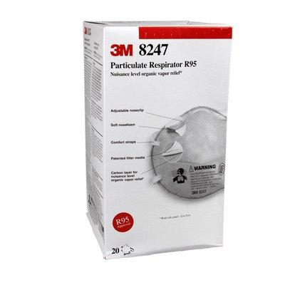 現貨 3M 9913V 防塵口罩防霧霾防PM2.5活性炭口罩除異味防粉塵帶閥口罩