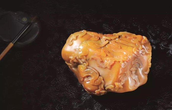 壽山雅談最新一期------   壽山石的「回流標籤」價值幾何?