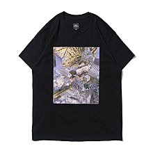 "[ LAB Taipei ] LOOSEJOINTS ""RAINCLOSED TEE"" (Black)"