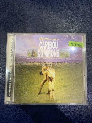 *還有唱片行*馬修連恩 / CARIBOU COMMONS 二手 Y13146