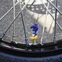 (I LOVE樂多)ROAD RUNNER AIR VALVE CAP嗶嗶鳥氣嘴蓋 MOONEYES出品