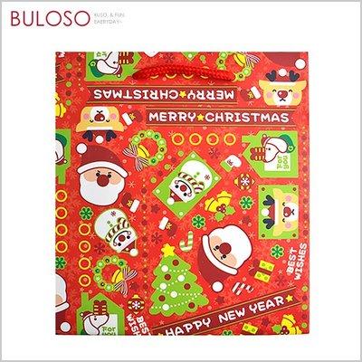 《不囉唆》晴天-新風格耶誕直4手提袋 包裝袋/聖誕包裝/包材(不挑色/款)【A430353】