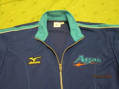 近全新~台灣大聯盟金剛隊球員版針織運動外套一件 SIZE:L~非實戰球、經典賽、中華隊
