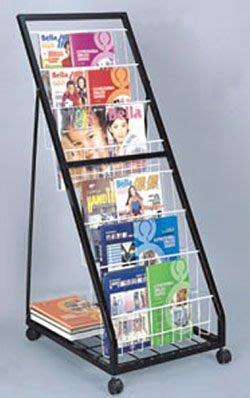 【品特優家具倉儲】P533-02六層雜誌架CH037-6 DM架