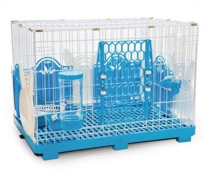 皇冠 ACEPET 愛兔樂園 兔籠 天竺鼠籠 小動物飼養籠 室內籠#610-MR(M)美觀大方 2,300元