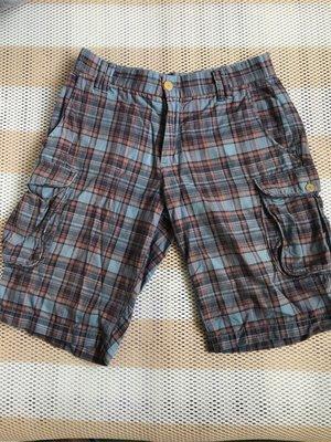 Esprit 格子短褲