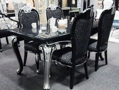 【大熊傢俱】新古典 GL8 餐椅 書椅 靠背椅 布椅 化妝椅 椅子 另售餐桌