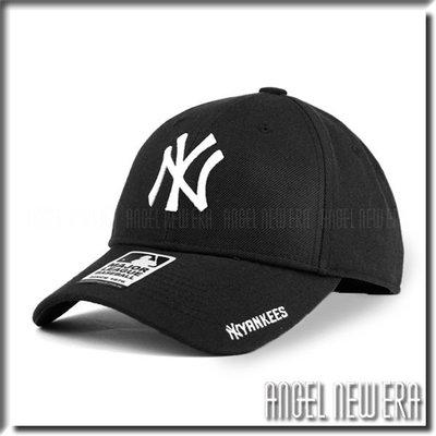 【ANGEL NEW ERA 】 MLB Old Fashioned Cap NY 紐約 洋基 黑白 老帽 獨家