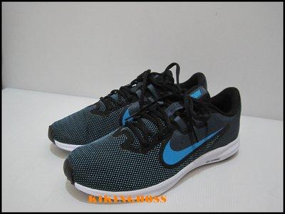 【喬治城】NIKE 男款慢跑鞋(藍)AQ7481003