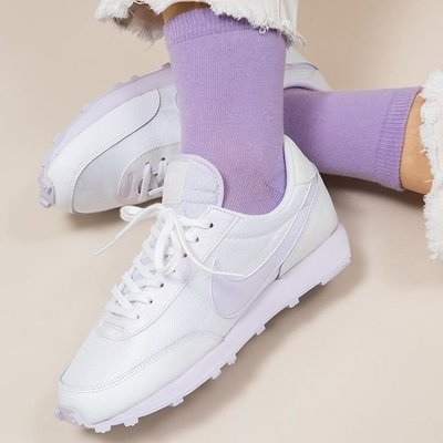 【BS】Nike Daybreak  White and Barely Grape 淡紫  CU3452-100