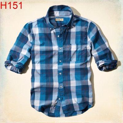 【西寧鹿】AF a&f Abercrombie & Fitch HCO 襯衫 絕對真貨 可面交 H151