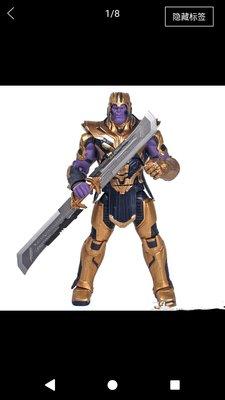 1/12 中動 Marvel avengers endgame 復仇者聯盟 Thanos figure