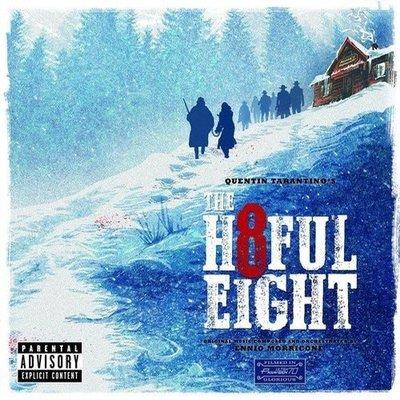 【黑膠唱片LP】八惡人-電影原聲帶 The Hateful Eight---4769494