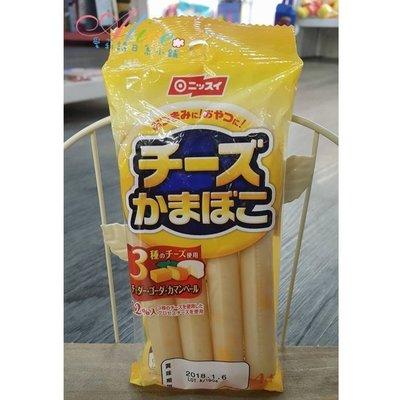 ☆愛莉詩☆New Arrival熱呼呼的新貨來惹~ 日本直送✈ 日本製三口味綜合起司魚肉條-4入 現貨ing