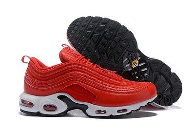 Nike Air Max97 紅白 36-46