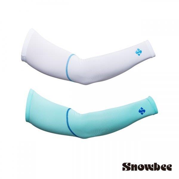 青松高爾夫 SNOWBEE GB161466405 素面涼感袖套