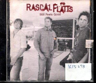 *真音樂* RASCAL FLATTS / STILL FEELS 二手 K15274 (封面底破.CD有缺口不影響讀取)