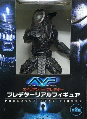 全新 FURYU AVP ALIEN VS PREDATOR BLACK 異形戰場 終極戰士 黑色版