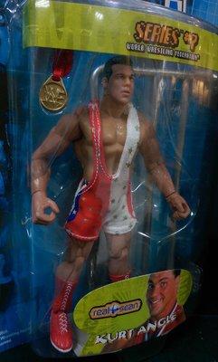 2000 SMACK DOEN KURT ANGLE 美國職業摔角手 寇特·安格 天富