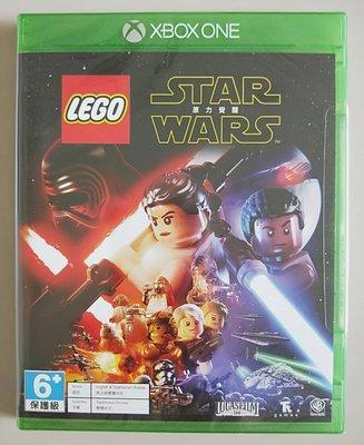 【全新未拆】XBOX ONE 微軟 樂高 星際大戰: 原力覺醒 Star Wars (繁體中文版) $690