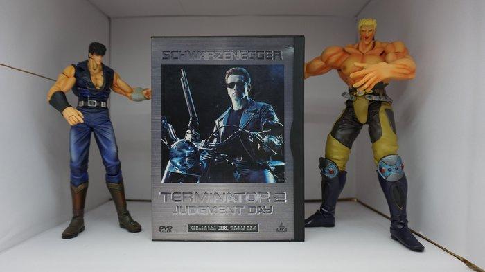 【售DVD】魔鬼終結者2-Terminator 2【1區/THX版】