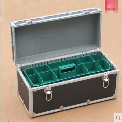 『格倫雅』鋁合金工具箱儀器箱手提鋁合金多用箱^17538