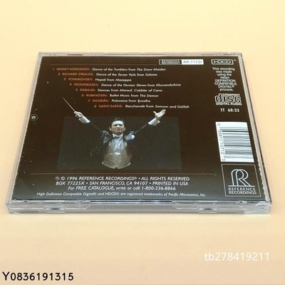 爆款CD.唱片~舞迷心竅 RR 大植英次 Exotic Dances Minnesota Orchestra CD