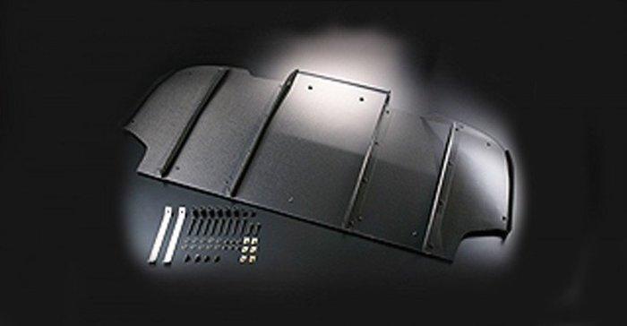 【樂駒】 VRS 改裝 精品 套件 外觀 輕量化 後下護板 下護板 系統1 BMW  E46 M3 碳纖維 carbon