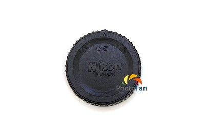 ☆PhotoFan☆ Nikon副廠機身蓋 D3400 D5600 D7500 D750 D610 D810 D850
