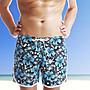 APPLE JUICY【ZX-92】MAN AWARE 舒適寬鬆運動型沙灘褲 M L XL 號 買五再送一