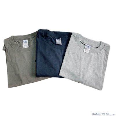 BANG◎全棉素面短T 76000 素色  運動 男女皆可 短袖 T恤 簡約 舒適 百搭 潮流 大學T 素面【MT01】
