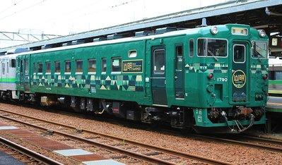 [玩具共和國] TOMIX 98101 JR キハ40-1700形ディーゼルカー(山明・紫水)セット
