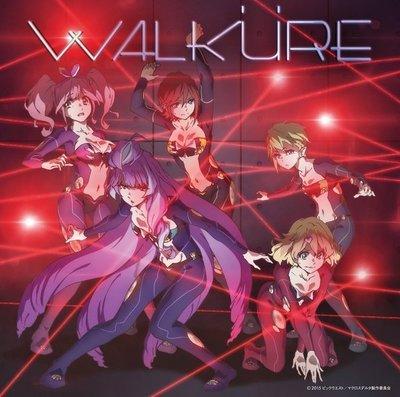 【月光魚 電玩部】代購附特典資料夾 CD+DVD 超時空要塞Δ Valkyrie Walkure Trap! 初回限定盤