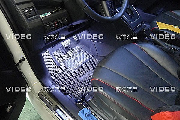 威德汽車  HID LED 氣氛燈 ALTIS FOCUS RAV4 MAZDA5 KUGA CAMRY VIOS