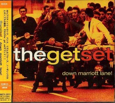 K - The Get Set - Down Marriott Lane - 日版 +3BONUS - NEW